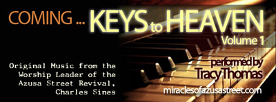 Tracy Thomas Keys to Heaven